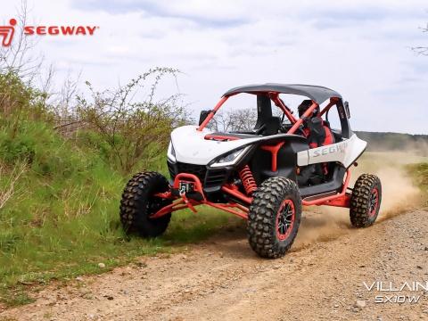 Segway Villain SX10 W